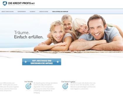 Kreditprofis Onlinekredit